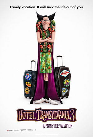 Hotel Transylvania 3: A Monster Vacation 2D